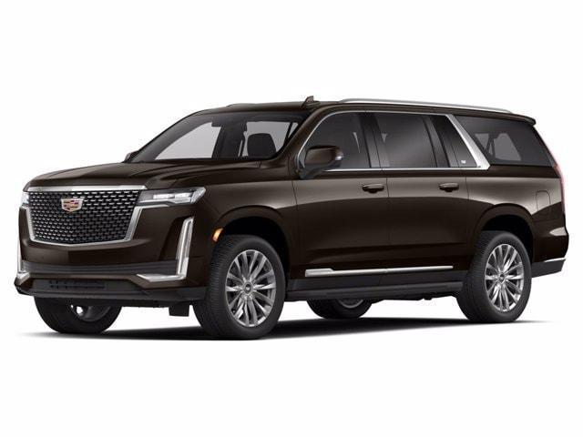 new 2021 Cadillac Escalade ESV car