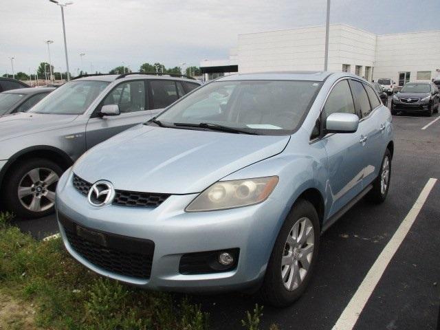 used 2007 Mazda CX-7 car, priced at $6,377