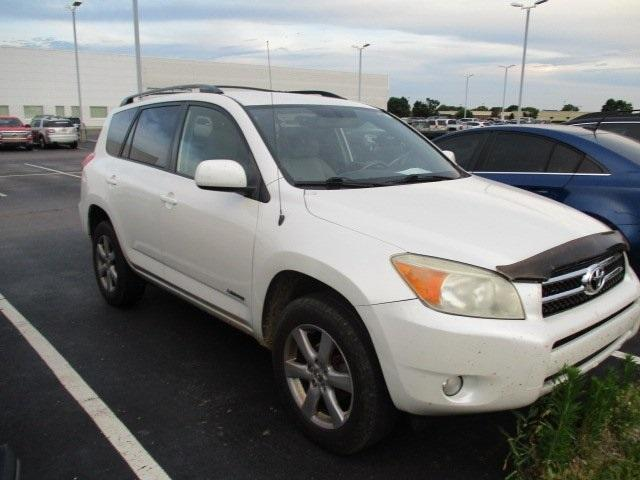 used 2007 Toyota RAV4 car, priced at $6,138