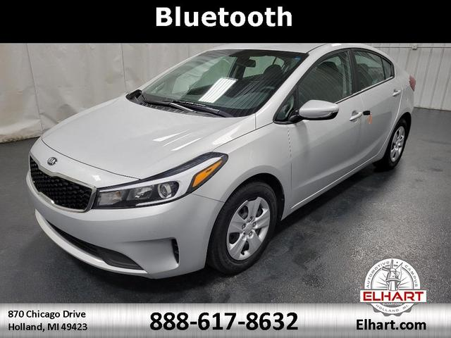 used 2017 Kia Forte car, priced at $11,250