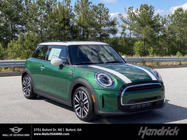 new 2022 MINI Hardtop car, priced at $32,100