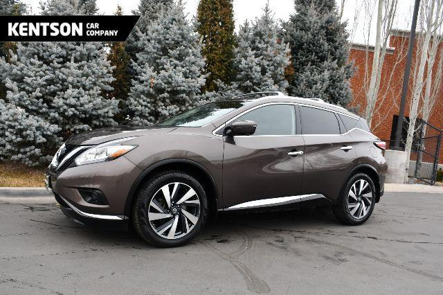 used 2017 Nissan Murano car, priced at $22,950
