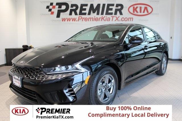 new 2021 Kia K5 car, priced at $25,565