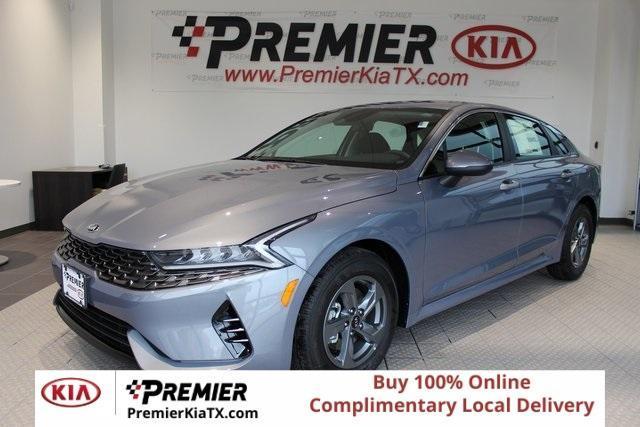 new 2021 Kia K5 car, priced at $24,835