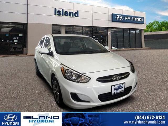used 2020 Hyundai Accent car