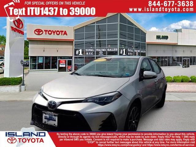 used 2020 Toyota Corolla car, priced at $19,799