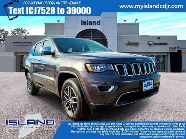 used 2018 Jeep Grand Cherokee car, priced at $30,398