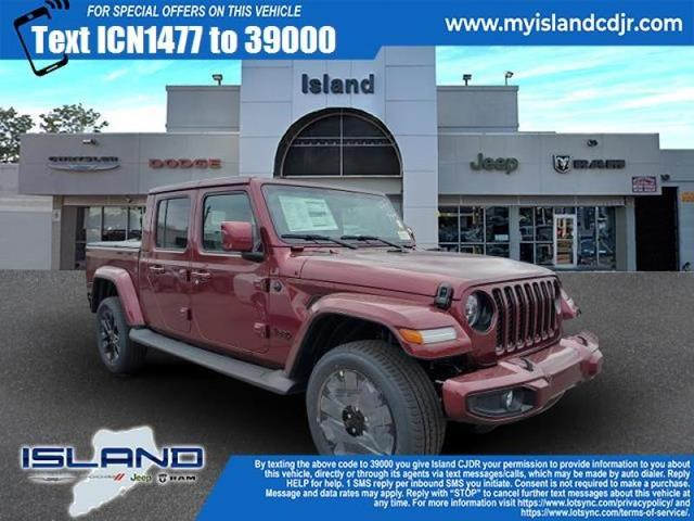 new 2021 Jeep Gladiator car, priced at $56,015