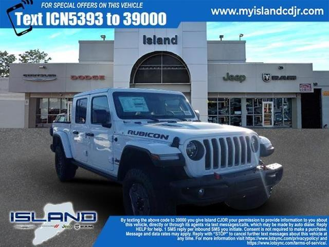 new 2020 Jeep Gladiator car, priced at $62,310