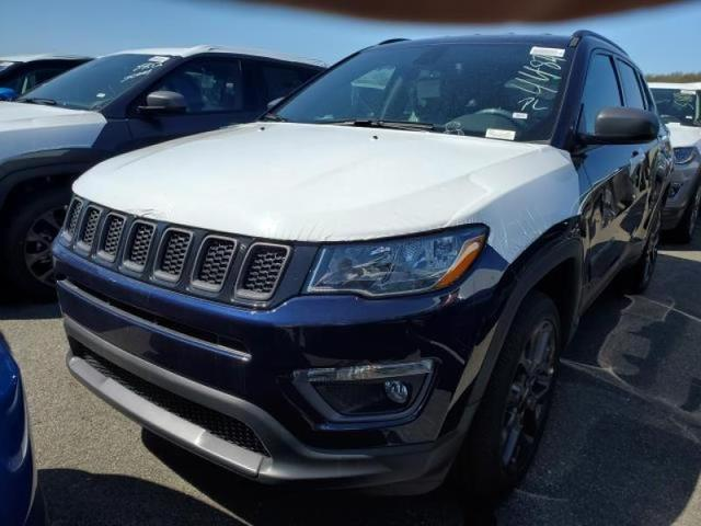 new 2021 Jeep Compass car, priced at $32,630