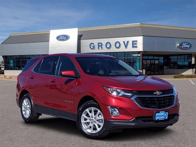used 2018 Chevrolet Equinox car, priced at $21,150