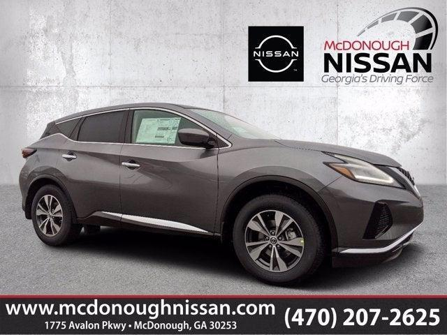new 2021 Nissan Murano car, priced at $31,690
