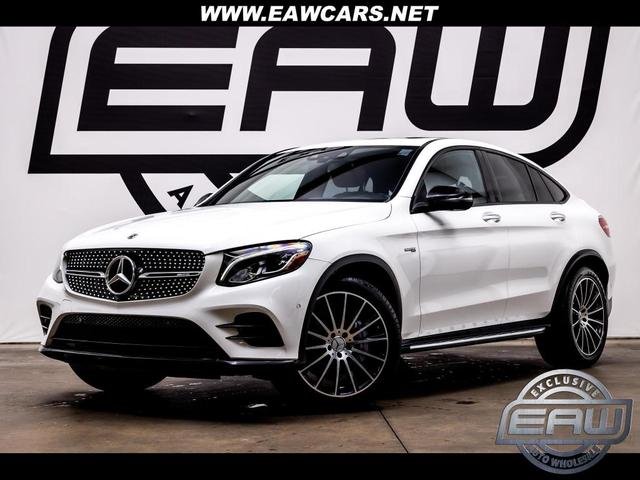 used 2019 Mercedes-Benz AMG GLC 43 car, priced at $56,997