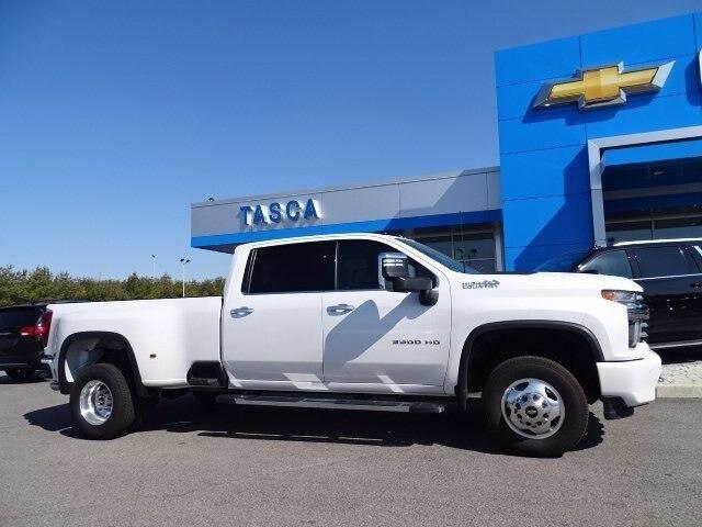 used 2020 Chevrolet Silverado 3500 car, priced at $73,750