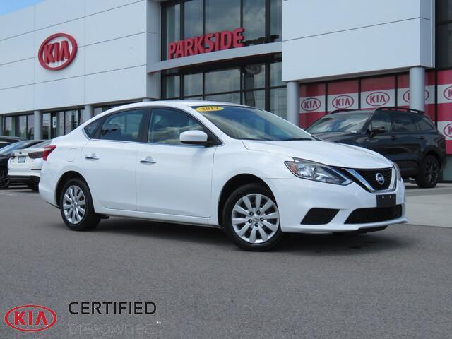 used 2019 Nissan Sentra car, priced at $17,500