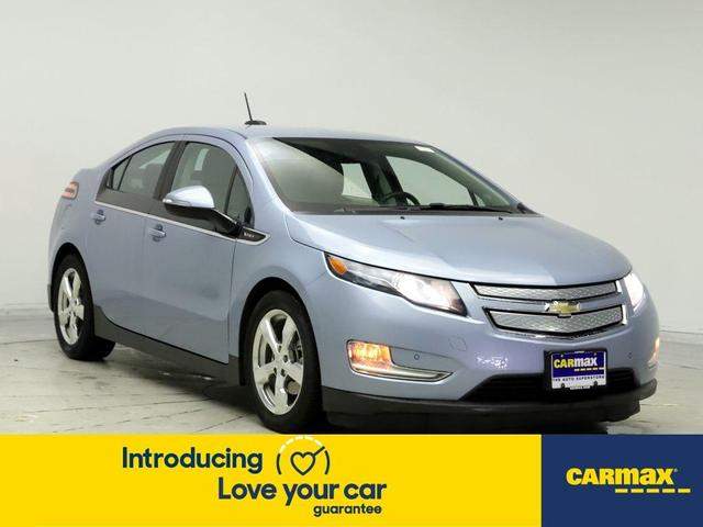 used 2015 Chevrolet Volt car, priced at $16,998
