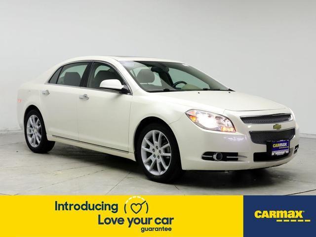 used 2012 Chevrolet Malibu car, priced at $14,599