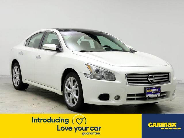 used 2014 Nissan Maxima car, priced at $18,998