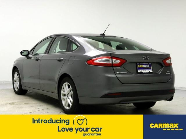 used 2014 Ford Fusion car, priced at $13,998