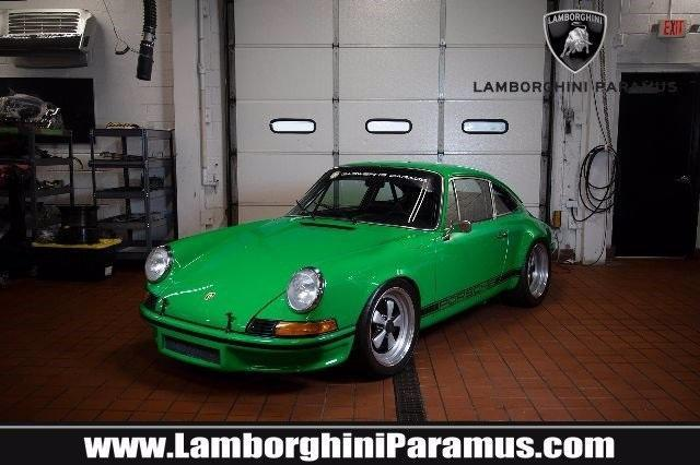 used 1973 Porsche 911 car, priced at $176,595