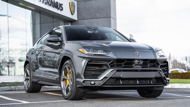 used 2020 Lamborghini Urus car, priced at $269,995