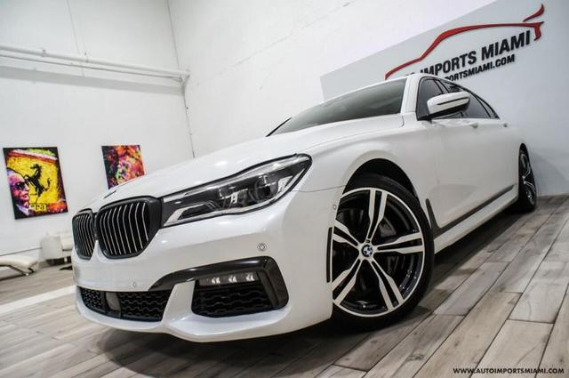 used 2019 BMW 750 car, priced at $61,888