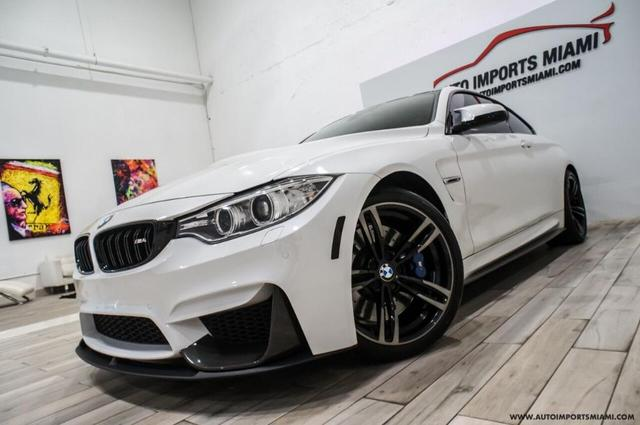 used 2016 BMW M4 car, priced at $47,888