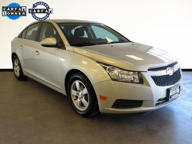used 2014 Chevrolet Cruze car, priced at $10,819