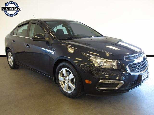 used 2015 Chevrolet Cruze car, priced at $11,649