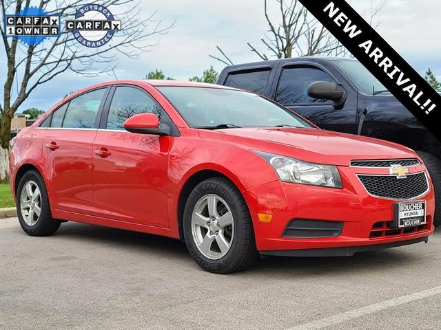 used 2014 Chevrolet Cruze car, priced at $10,169