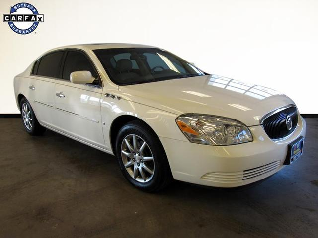 used 2007 Buick Lucerne car, priced at $9,499