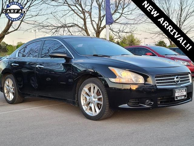 used 2011 Nissan Maxima car, priced at $9,799