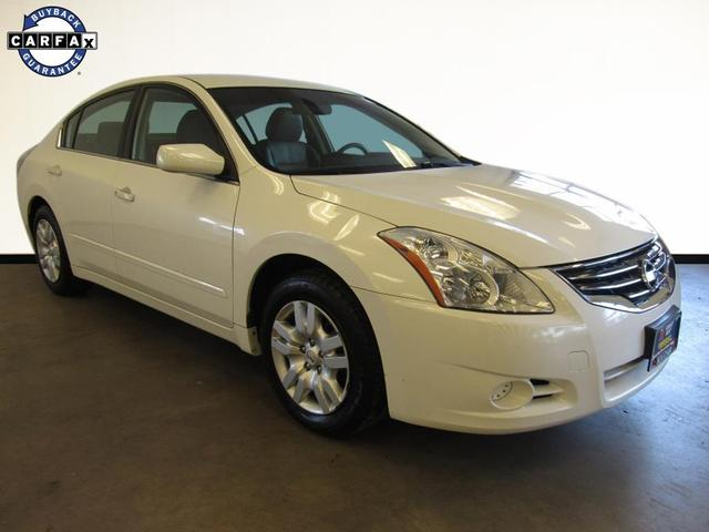 used 2012 Nissan Altima car, priced at $8,689