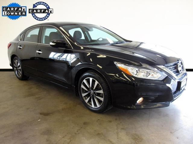 used 2017 Nissan Altima car, priced at $16,999