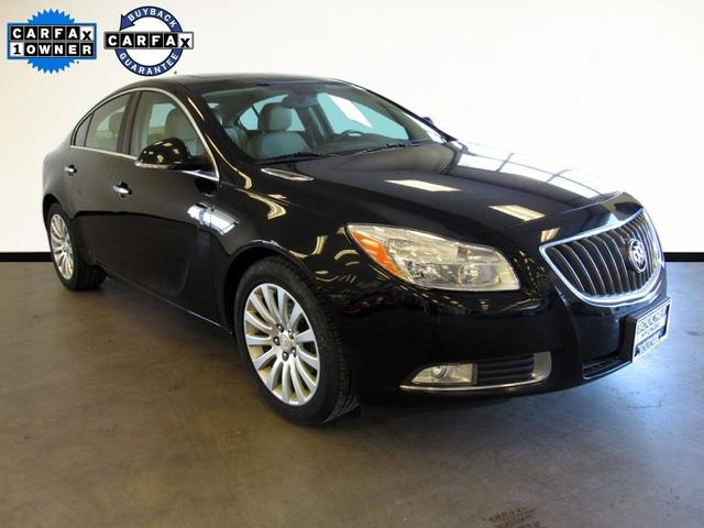 used 2012 Buick Regal car, priced at $10,679