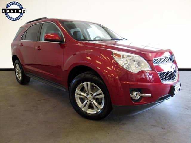 used 2014 Chevrolet Equinox car, priced at $13,459