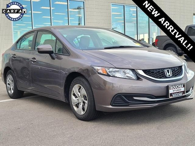 used 2014 Honda Civic car, priced at $17,259