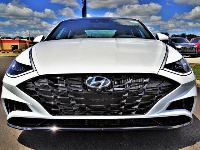 new 2021 Hyundai Sonata car, priced at $33,619
