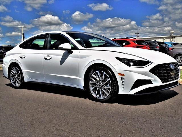 new 2021 Hyundai Sonata car, priced at $32,303