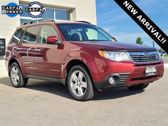 used 2009 Subaru Forester car, priced at $11,159