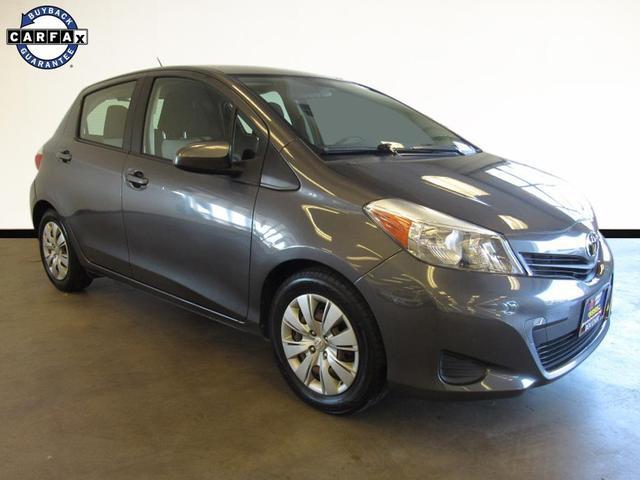 used 2013 Toyota Yaris car, priced at $8,939