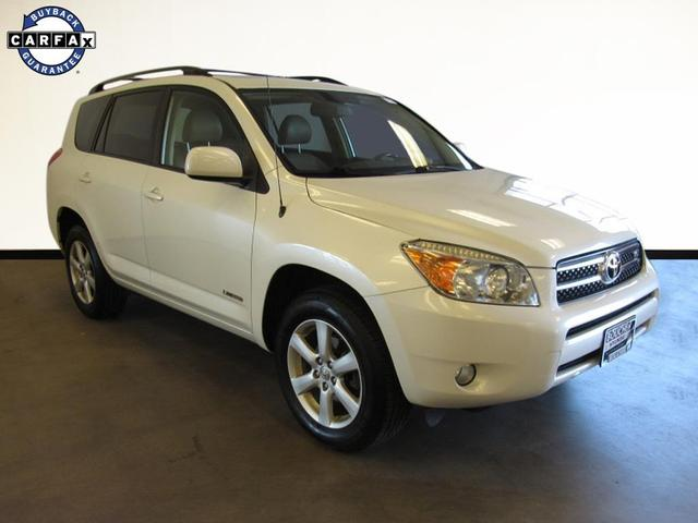 used 2008 Toyota RAV4 car, priced at $10,779