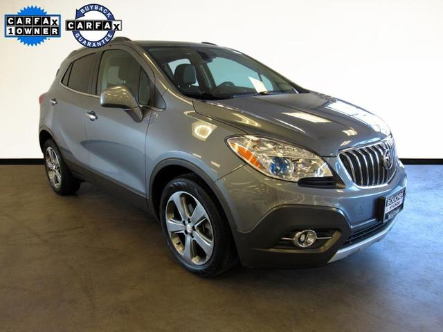used 2013 Buick Encore car, priced at $17,569