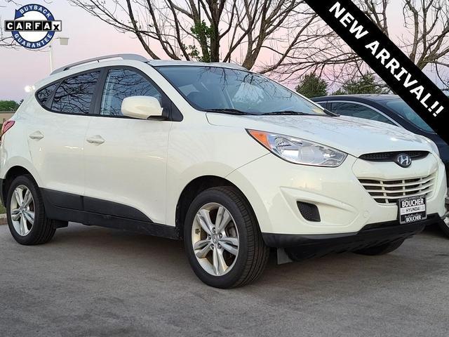 used 2010 Hyundai Tucson car, priced at $9,939