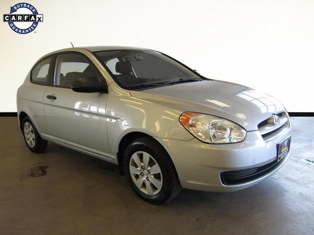 used 2009 Hyundai Accent car, priced at $5,499
