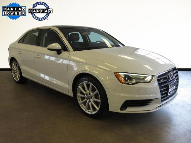 used 2015 Audi A3 car, priced at $17,269