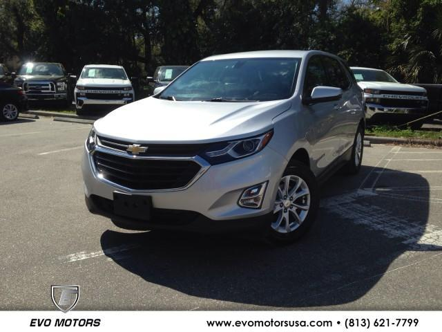 used 2018 Chevrolet Equinox car, priced at $18,994