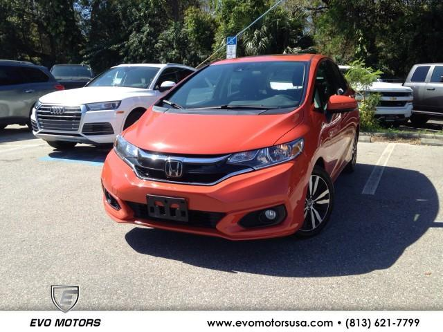 used 2018 Honda Fit car, priced at $14,994
