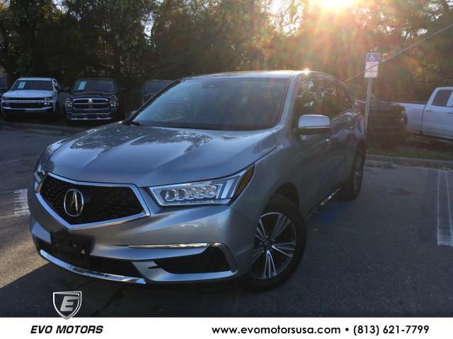 used 2018 Acura MDX car, priced at $30,994