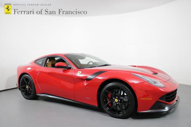 used 2014 Ferrari F12berlinetta car, priced at $239,000